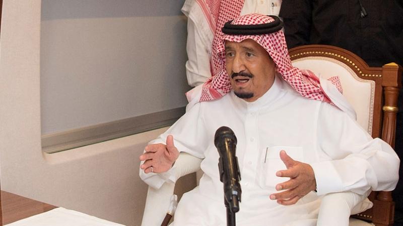 Trump: Dije al rey saudí que no gobernaría sin el apoyo de Estados Unidos