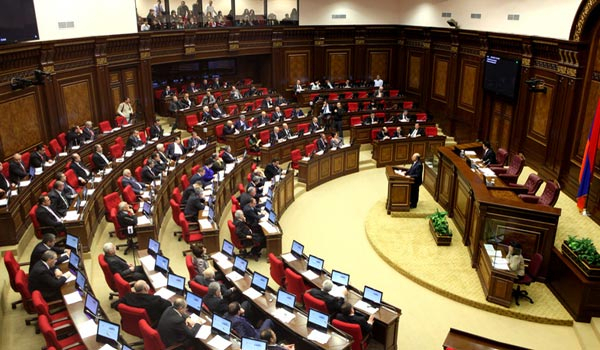 Armenian snap parliamentary election to be held on December 9