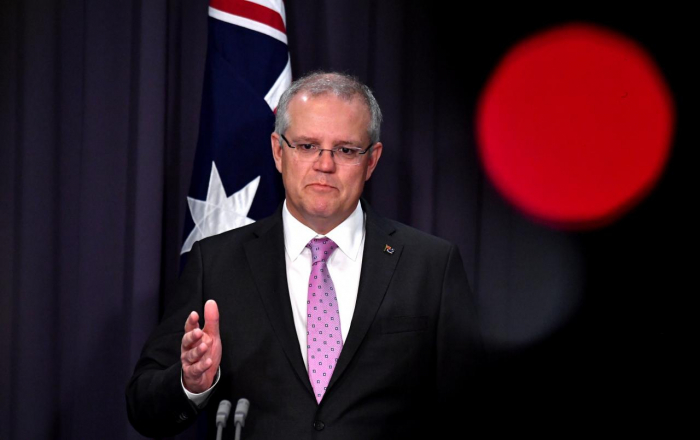 Australian PM faces backlash over surprise shift in Israel policy