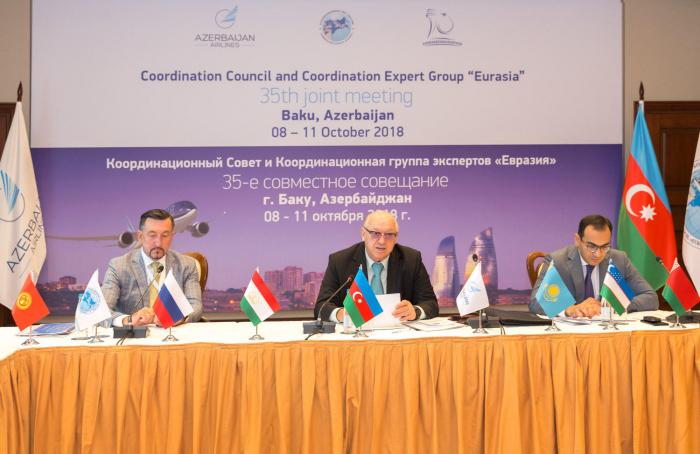 Baku hosts meeting of Eurasia Coordination Council