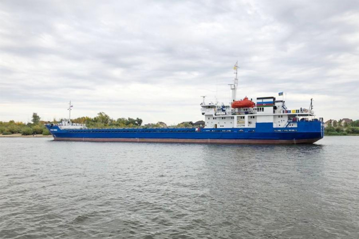 Azerbaijani cargo ship to sail in waters of Azov, Black, Mediterranean seas