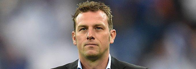 Weinzierl trainiert den VfB Stuttgart