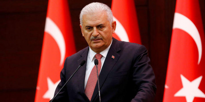 Turkey-Azerbaijan relations increasingly strengthening: Yildirim