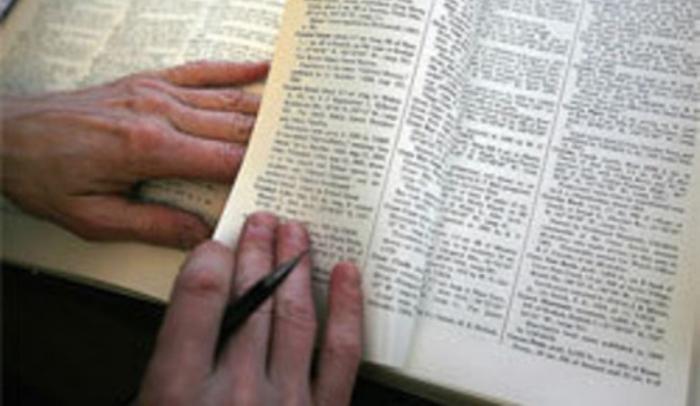 Çətin tələffüz olunan sözlərin lüğəti hazırlanıb