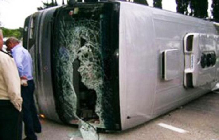 Bus crash kills at least 42 in Kenya
