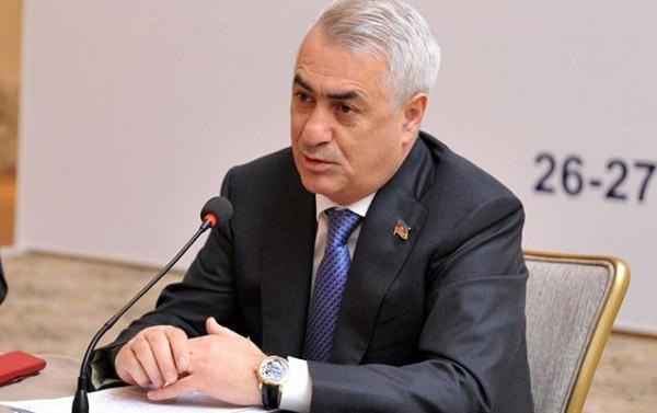 Construction of Baku-Nakhchivan railway in Azerbaijan being revised - official
