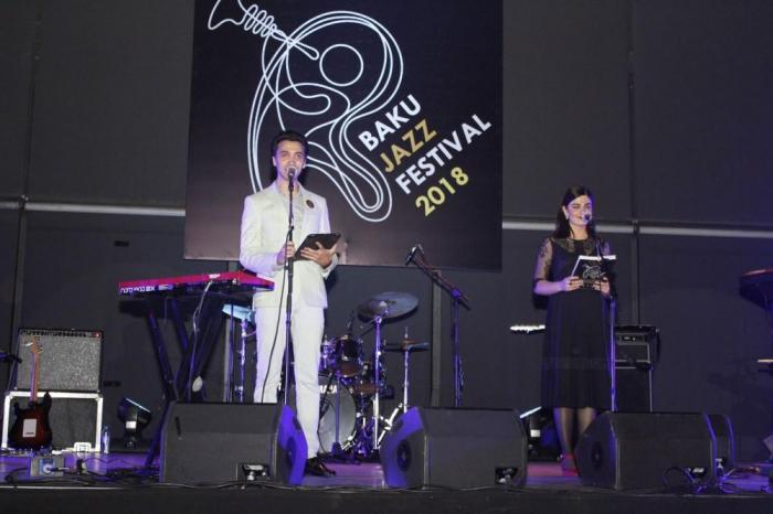 Bakıda Beynəlxalq Caz Festivalının açılışı olub