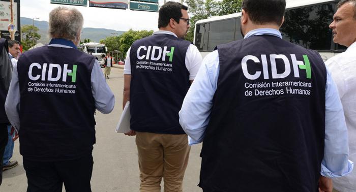 La CIDH alerta sobre el continuo deterioro del Estado de derecho en Venezuela