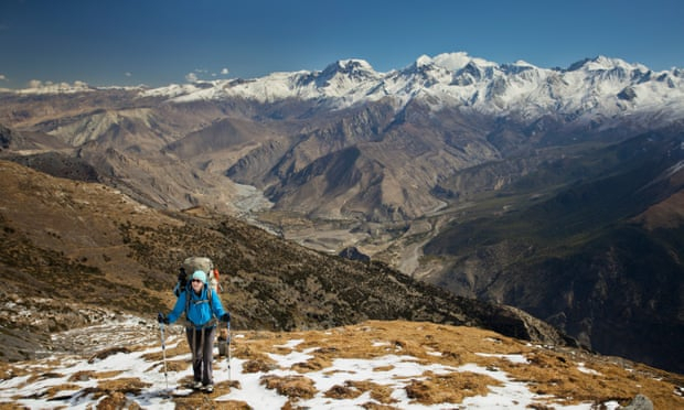 Nine climbers feared dead in Himalayas after storm at Mt Gurja