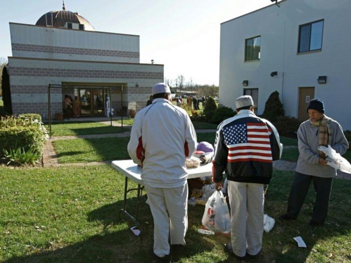 Un homme condamné à 24 ans de prison pour avoir incendié une mosquée au Texas