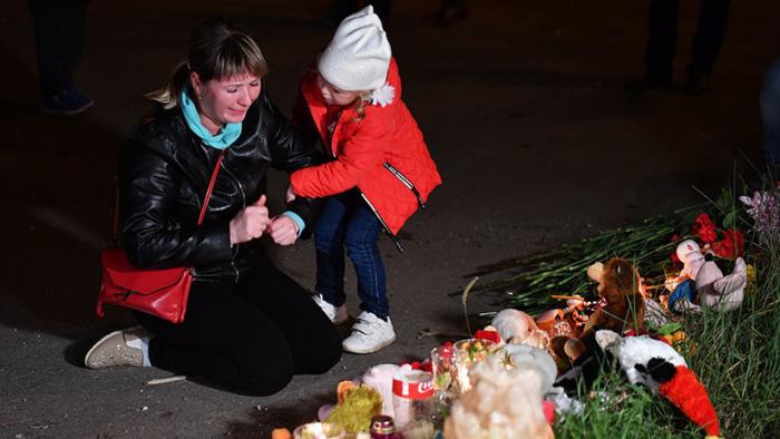 Aumenta a 20 el número de muertos por la masacre en Crimea