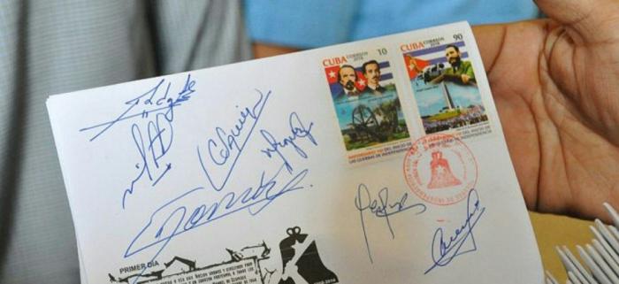 Cuba : un timbre à l