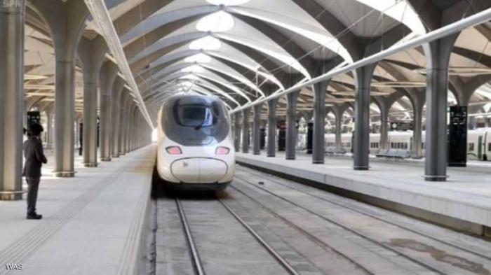 انطلاق أولى رحلات قطار الحرمين السريع في السعودية