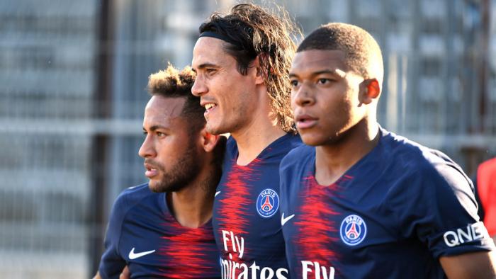 """""""Solo y sin apoyo"""": Las estadísticas revelan como Neymar y Mbappé"""