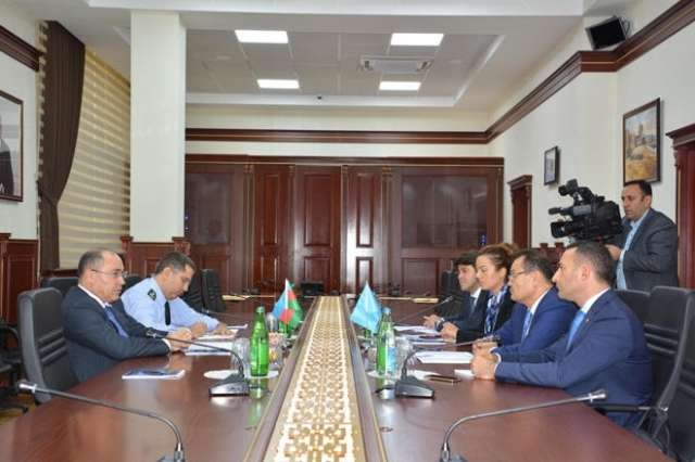Azerbaijan says necessary to form unified logistics system of Turkic-speaking states