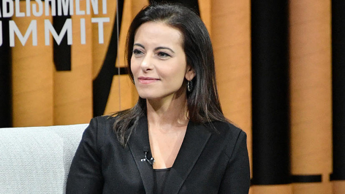 Trump says considering Dina Powell to substitute Haley as UN envoy