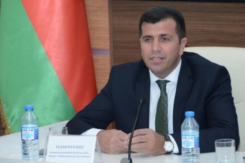 PJB Əflatun Amaşovun təklifini dəstəklədi