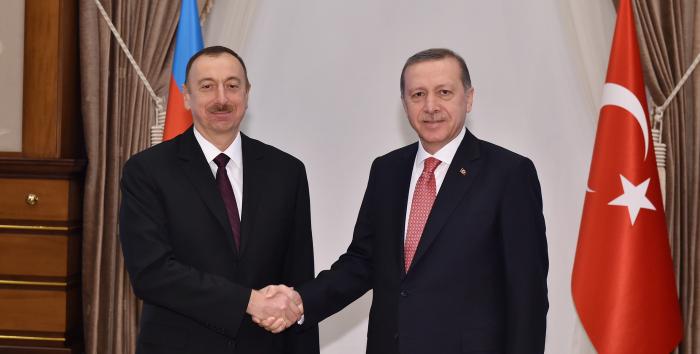 Ilham Aliyev se entrevistará con Receb Tayyip Erdogan