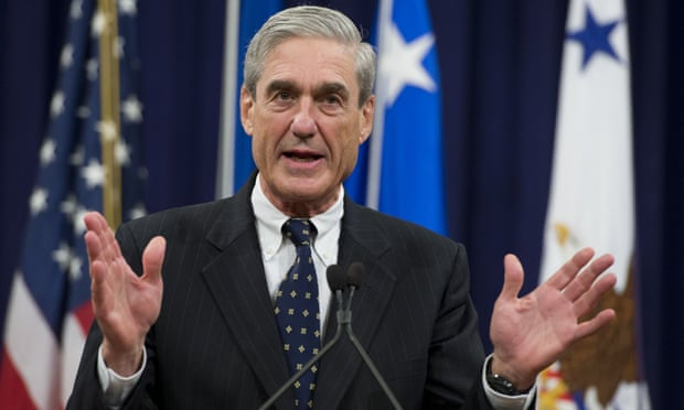 FBI asked to investigate suspected double hoax against Mueller