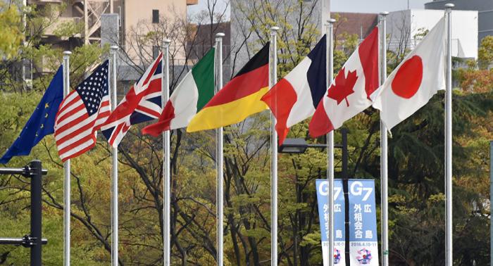 Ministros de Exteriores del G7 piden castigar a culpables de la desaparición de Khashoggi