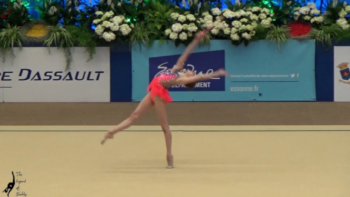 Azerbaijani gymnast wins gold at Summer Youth Olympic Games