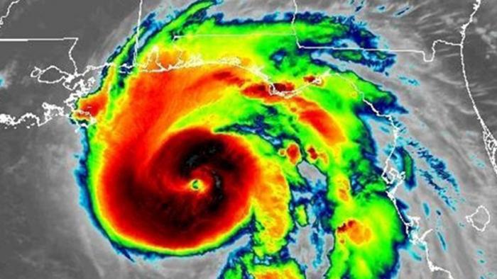 EN VIVO: Siga el paso del huracán Michael, que acaba de alcanzar la categoría 4