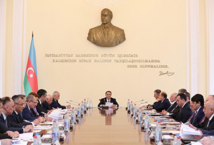 Azerbaijani PM talks creation of new vocational education centers in country