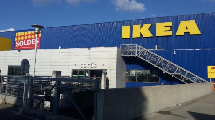 Une erreur aux caisses automatiques chez Ikea et c