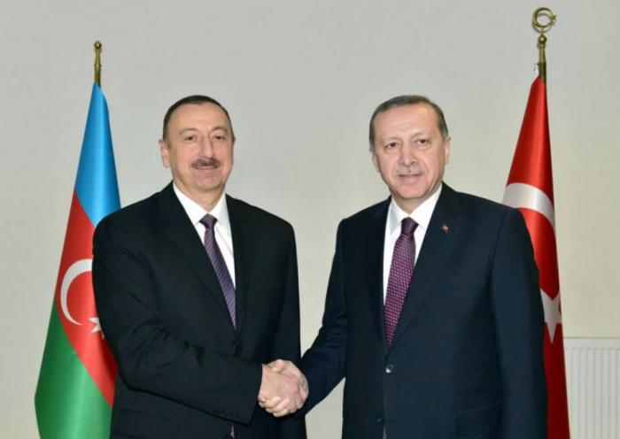 Turkish President thanks his Azerbaijani counterpart regarding Star refinery
