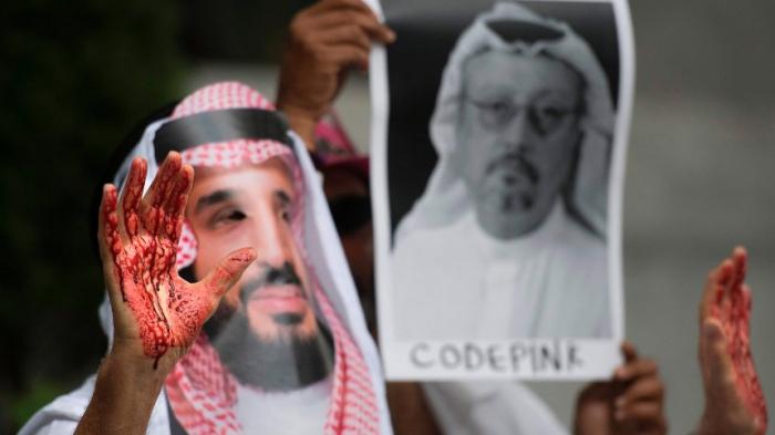 Mögliche Ermordung von Jamal Khashoggi