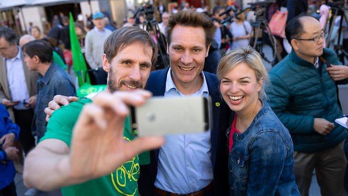 Wie Bayerns Grüne erfolgreich wurden