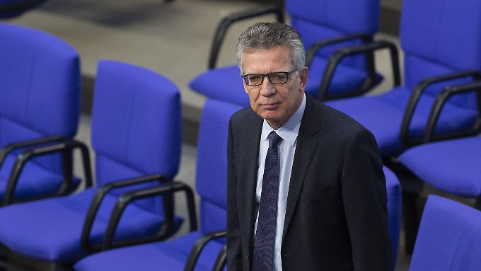 De Maizière sandte Ex-Verfassungsschützerin