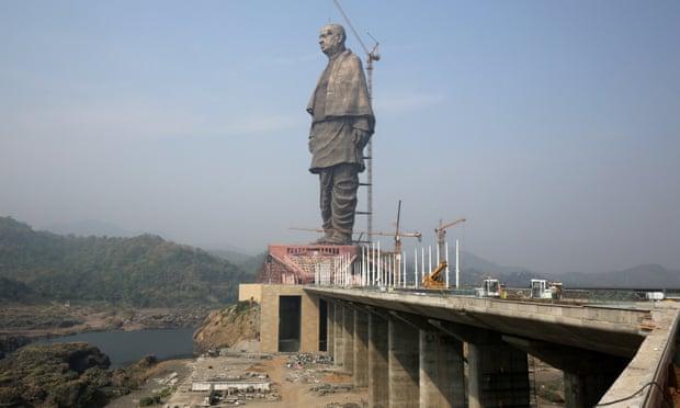 India unveils world