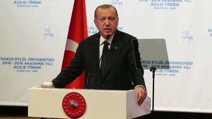 """""""أذربيجان كانت دائما مع تركيا"""" - أردوغان"""
