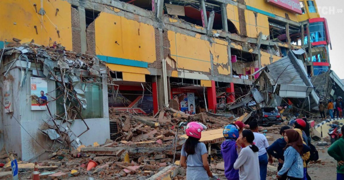 Quake kills three people in Indonesia