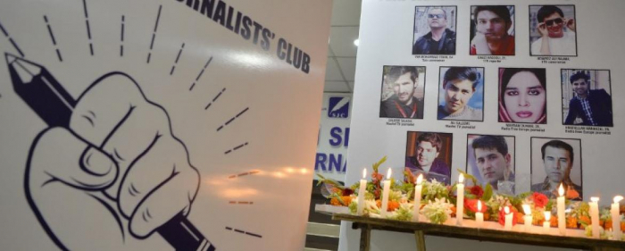 Déjà 56 journalistes tués en 2018, plus qu