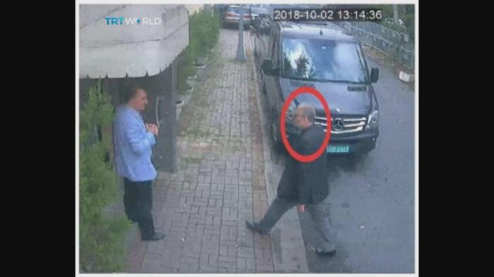 Un doble de Khashoggi se vistió con su ropa para ocultar el crimen