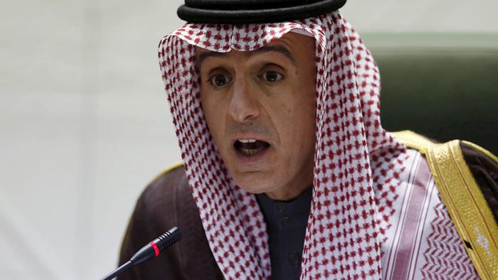 Arabia Saudita amenaza con responder a todo paso en su contra por el periodista desaparecido