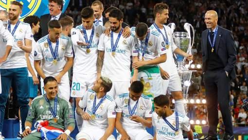 Les joueurs du Real Madrid pariaient sur l