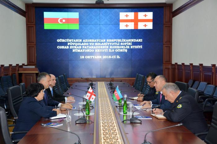New checkpoint on Azerbaijan-Georgia border to expand possibilities of Silk Road