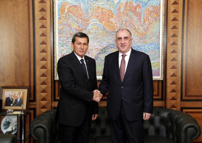 Foreign ministries of Azerbaijan, Turkmenistan ink 2019-2020 co-op program