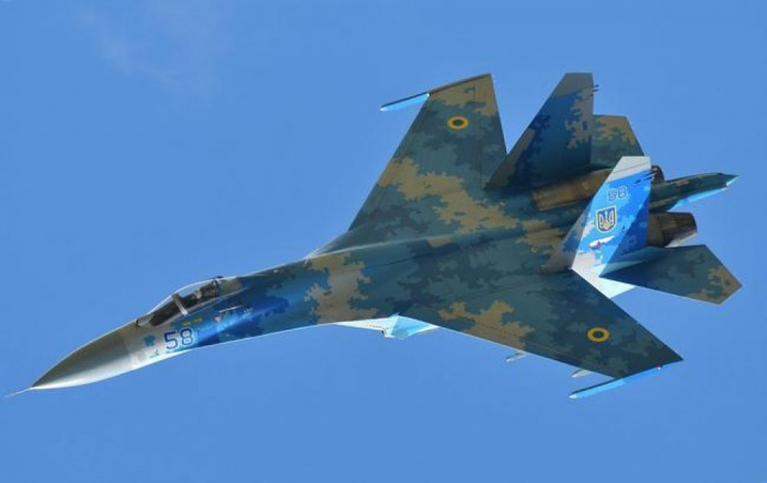 Military plane crash kills 2 pilots in Ukraine