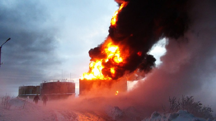 16 killed in Nigerian state oil pipeline fire