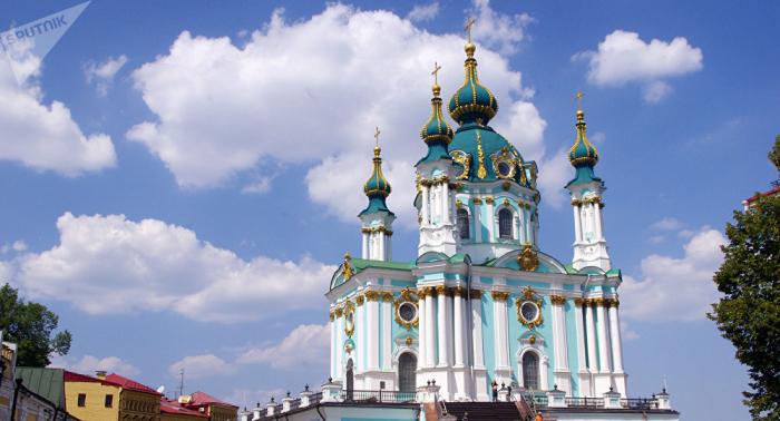La Rada de Ucrania aprueba entrega de templo de San Andrés a Patriarcado de Constantinopla