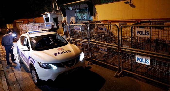 La Policía turca busca posible sepultura del periodista Khashoggi en Estambul y Yalova