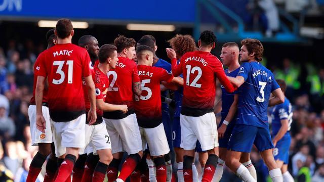 Angleterre: Chelsea arrache le nul contre Manchester United 2-2