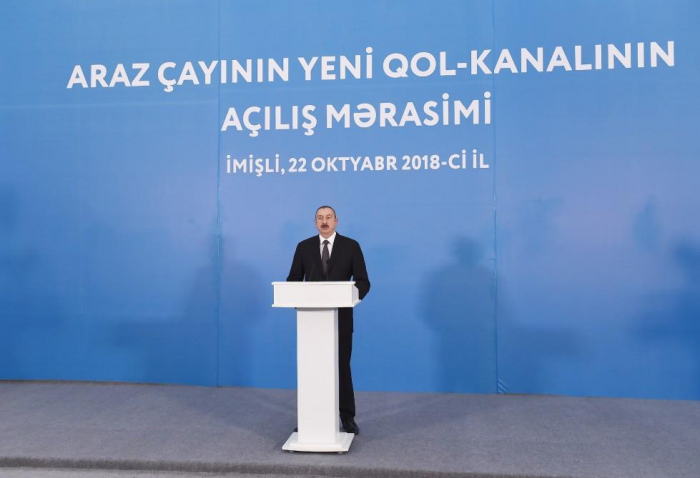 President Aliyev attends several openings in Imishli - UPDATED