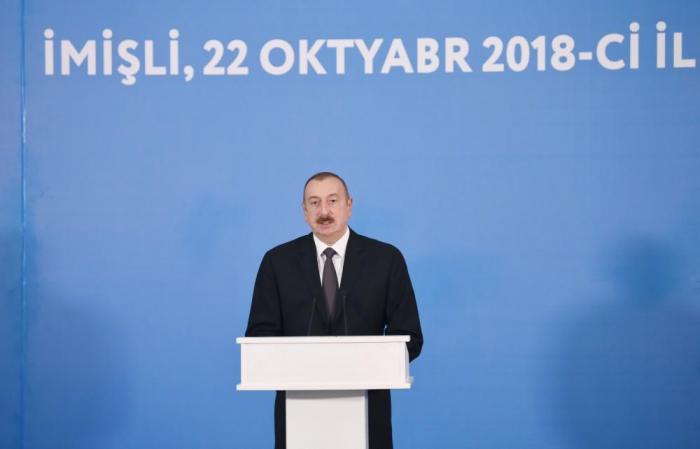 """""""İmkanlar yaradırıq ki, vətəndaşlar pul qazansınlar, daha yaxşı yaşasınlar"""" - Prezident"""