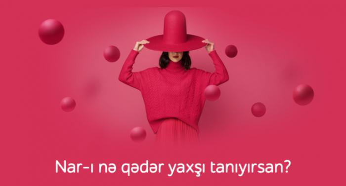 """""""Nar"""" pulsuz danışıq dəqiqələri hədiyyə edib"""