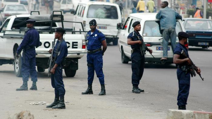 RDC: 5 journalistes «enlevés» par des policiers